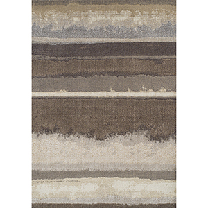 Antigua Mocha Rectangular: 3 Ft. 3 In. x 5 Ft. 3 In. Rug