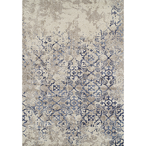 Antigua Linen Rectangular: 3 Ft. 3 In. x 5 Ft. 3 In. Rug