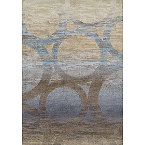 Antigua Chocolate Rectangular: 3 Ft. 3 In. x 5 Ft. 3 In. Rug