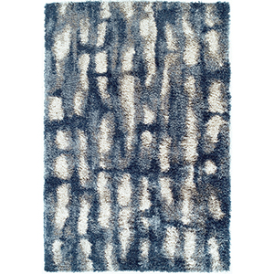 Arturro Indigo Rectangular: 3 Ft. 3 In. x 5 Ft. 1 In. Rug