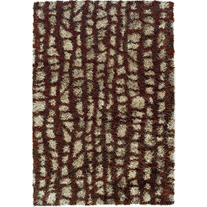 Arturro Paprika Rectangular: 3 Ft. 3 In. x 5 Ft. 1 In. Rug