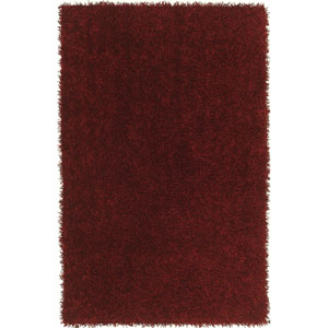 Belize Red Rectangular: 3 Ft. 6-Inch x 5 Ft. 6-Inch Rug