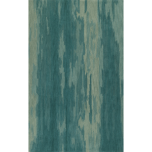 DelMar Aqua Rectangular: 3 Ft. 6 In. x 5 Ft. 6 In. Rug
