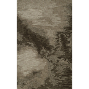 DelMar Chocolate Rectangular: 3 Ft. 6 In. x 5 Ft. 6 In. Rug