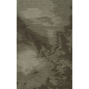DelMar Taupe Rectangular: 3 Ft. 6 In. x 5 Ft. 6 In. Rug