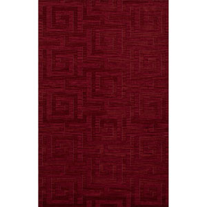 Dover DV13 Rich Red Rectangular: 9 x 12 Ft.  Area Rug