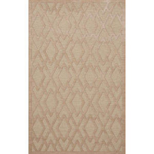 Dover DV1 Linen Rectangular: 3 x 5 Ft.  Area Rug