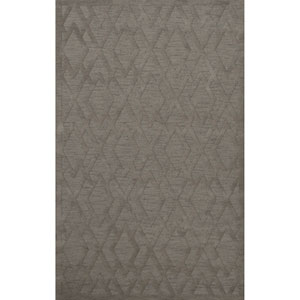 Dover DV1 Silver Rectangular: 3 x 5 Ft.  Area Rug
