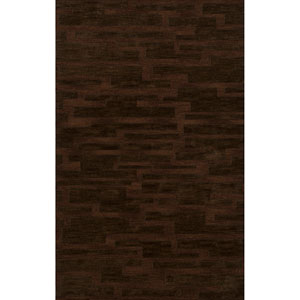 Dover DV6 Fudge Runner: 2 Ft. 6-Inch x 8 Ft. Area Rug