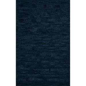 Dover DV6 Navy Rectangular: 3 x 5 Ft.  Area Rug