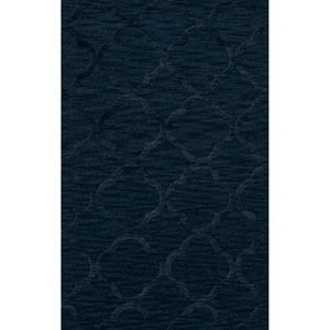 Dover DV8 Navy Rectangular: 12 x 15 Ft.  Area Rug