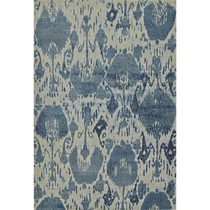 Geneva Denim Rectangular: 9 Ft. 6-Inch x 13 Ft. 2-Inch Rug
