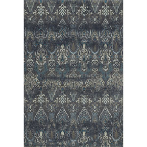 Geneva Pewter Rectangular: 9 Ft. 6-Inch x 13 Ft. 2-Inch Rug