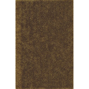 Illusions Gold Rectangular: 3 Ft. 6-Inch x 5 Ft. 6-Inch Rug
