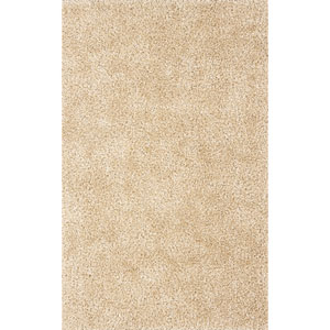 Illusions Ivory Rectangular: 3 Ft. 6-Inch x 5 Ft. 6-Inch Rug