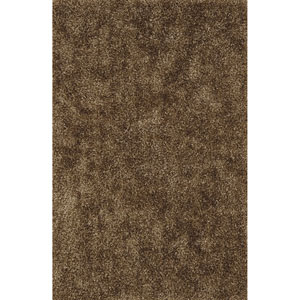 Illusions Taupe Rectangular: 3 Ft. 6-Inch x 5 Ft. 6-Inch Rug