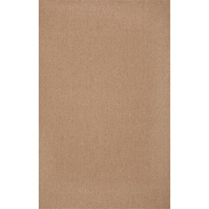 Monaco Sisal Putty Rectangular: 8 Ft. x 10 Ft. Rug