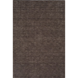 Rafia Charcoal Rectangular: 8 Ft. x 10 Ft. Rug