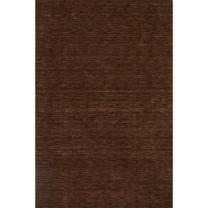 Rafia Chocolate Rectangular: 5 Ft. x 7 Ft. 6-Inch Rug