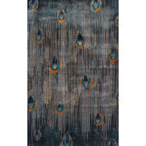 Rossini Grey Rectangular: 9 Ft. 6-Inch x 13 Ft. 2-Inch Rug