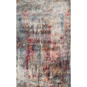 Rossini Multicolor Rectangular: 9 Ft. 6-Inch x 13 Ft. 2-Inch Rug