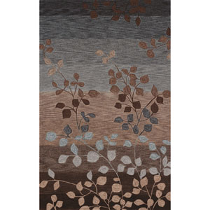 Studio Mocha Rectangular: 3 Ft. 6-Inch x 5 Ft. 6-Inch Rug