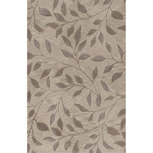 Studio Ivory Rectangular: 3 Ft. 6-Inch x 5 Ft. 6-Inch Rug