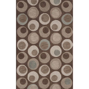 Studio Taupe Rectangular: 3 Ft. 6-Inch x 5 Ft. 6-Inch Rug