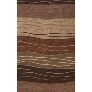 Studio Autumn Rectangular: 3 Ft. 6-Inch x 5 Ft. 6-Inch Rug