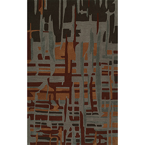 Santino Canyon Rectangular: 3 Ft. 6 In. x 5 Ft. 6 In. Rug