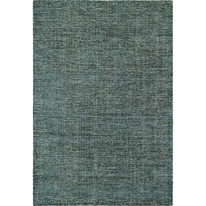 Toro Teal Rectangular: 3 Ft. 6 In. x 5 Ft. 6 In. Rug