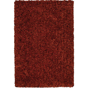 Utopia Terra Cotta Rectangular: 3 Ft. 6-Inch x 5 Ft. 6-Inch Rug