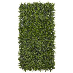 Green Eucalyptus Mat, Set of Eight