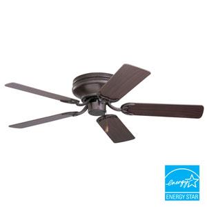 Snugger Oil Rubbed Bronze 42-Inch Ceiling Fan