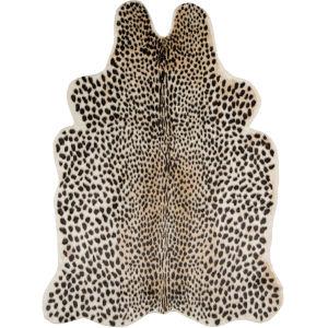 Acadia Cheetah Rectangular: 5 Ft. 3 In. x 7 Ft. 10 In. Rug