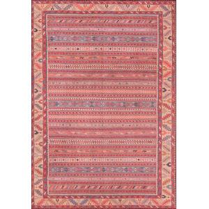 Afshar Multicolor Rectangular: 3 Ft. x 5 Ft. Rug