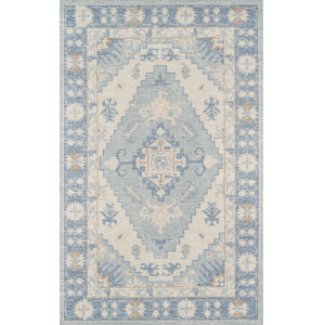 Anatolia Blue Rectangular: 9 Ft. 9 In. x 12 Ft. 6 In. Rug