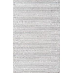 Andes Light Grey Rectangular: 5 Ft. x 7 Ft. Rug