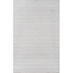 Andes Light Grey Rectangular: 7 Ft. 9 In. x 9 Ft. 9 In. Rug