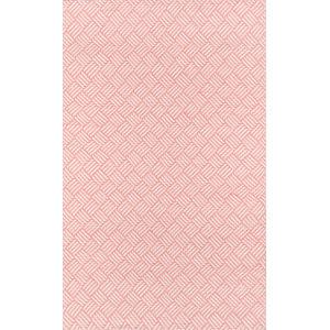 Baileys Beach Pink Rectangular: 3 Ft. 6 In. x 5 Ft. 6 In. Rug
