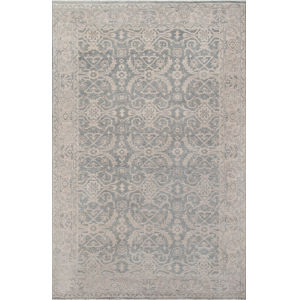 Banaras Sage Rectangular: 5 Ft. 6 In. x 8 Ft. 6 In. Rug