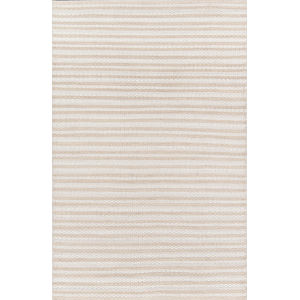 Block Island Capri Beige Rectangular: 5 Ft. x 8 Ft. Rug