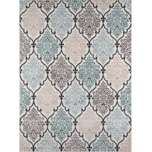 Brooklyn Heights Multicolor Rectangular: 3 Ft. 11 In. x 5 Ft. 7 In. Rug