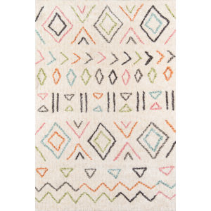 Bungalow Ivory Rectangular: 7 Ft. 6 In. x 9 Ft. 6 In. Rug