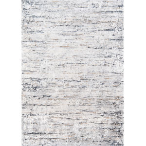 Cannes Gray Rectangular: 7 Ft. 10 In. x 11 Ft. 2 In. Rug