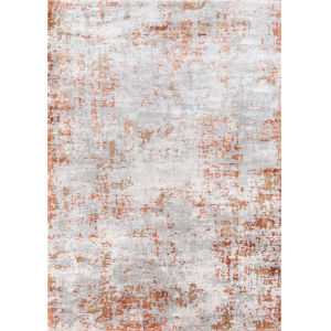 Cannes Copper Rectangular: 7 Ft. 10 In. x 11 Ft. 2 In. Rug