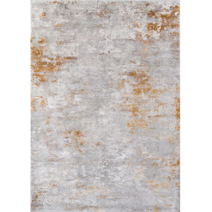 Cannes Gold Rectangular: 7 Ft. 10 In. x 9 Ft. 10 In. Rug