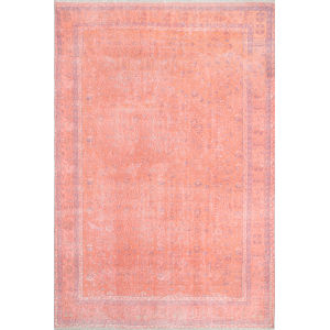 Chandler Coral Rectangular: 5 Ft. 6 In. x 8 Ft. 6 In. Rug