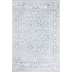 Chandler Gray Rectangular: 5 Ft. 6 In. x 8 Ft. 6 In. Rug