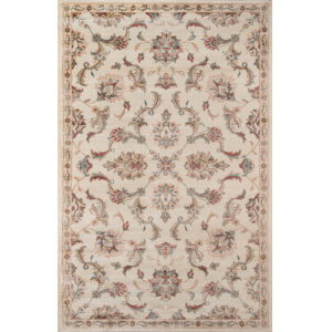 Colorado Ivory Runner: 2 Ft. 3 In. x 7 Ft. 6 In.